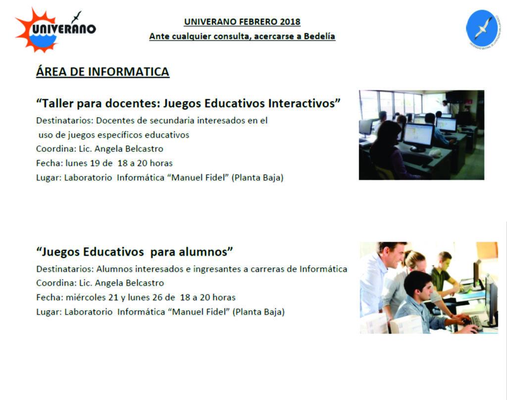 Area Informatica